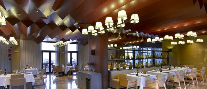 Restaurante Parador de Lorca.