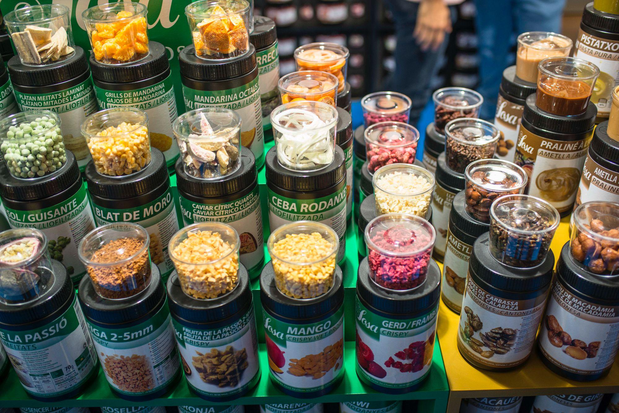 Gastronomika 2018: productos Sosa