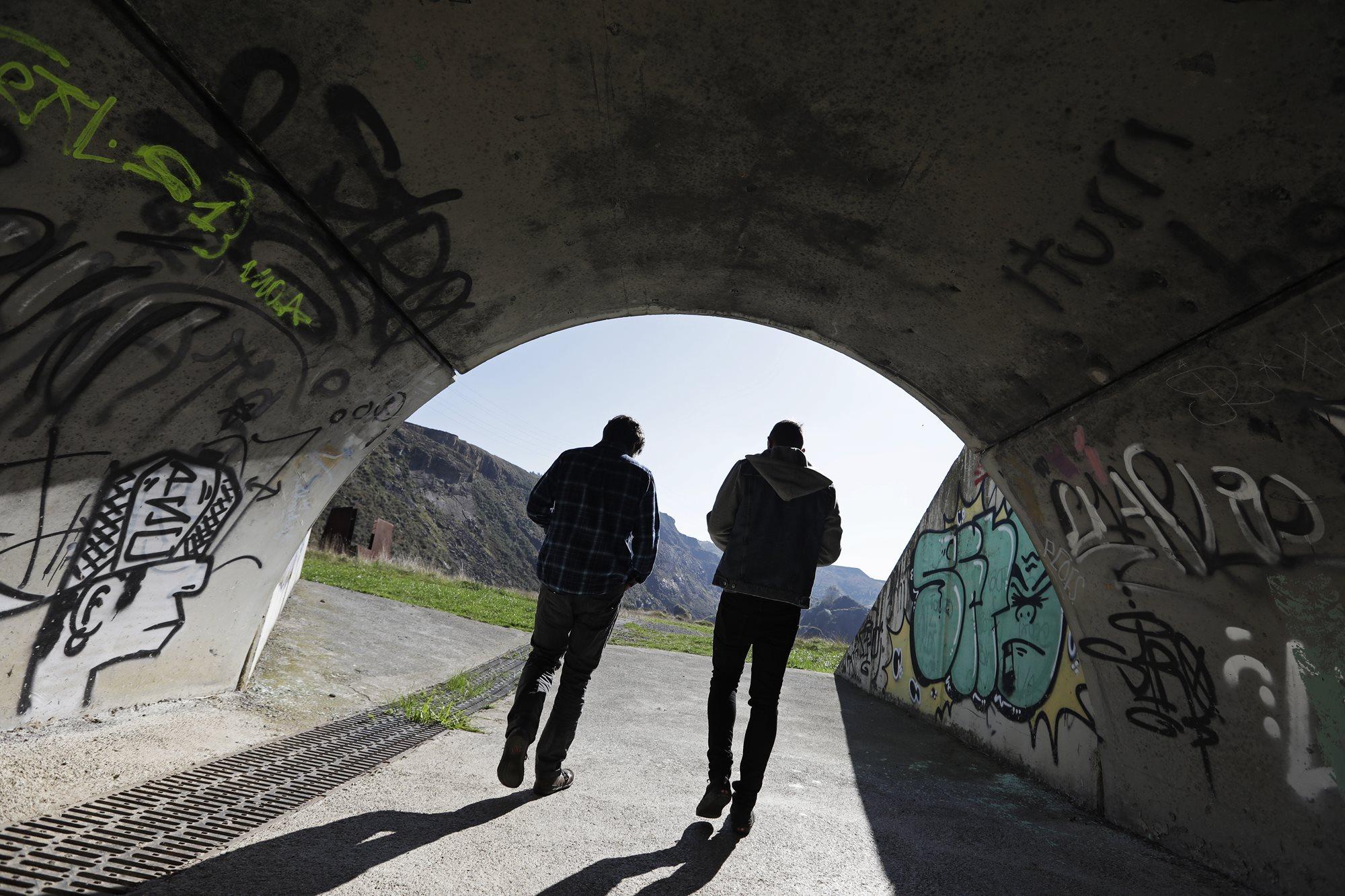 La historia y lo actual conviven en este rincón de Vizcaya.