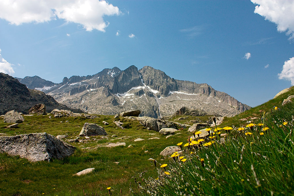 No hay nada como la montaña para bajar las temperaturas. Foto: shutterstock.