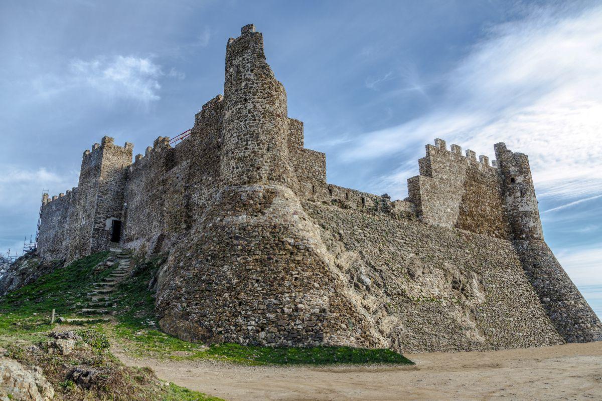 El castillo medieval de Montsoriu. Foto: shutterstock