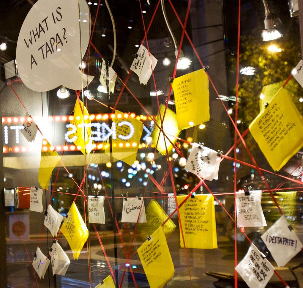 ¿Qué es para ti una tapa? Foto: Tickets Bar.