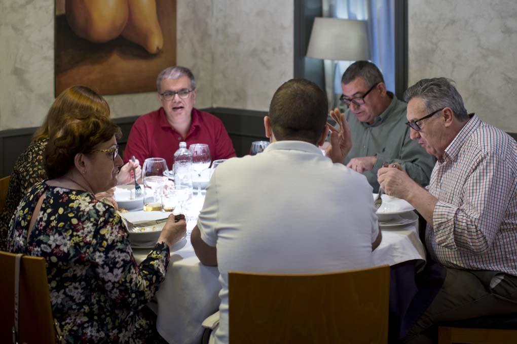Una cena que puede terminar en experiencia gastronómica memorable. Foto: Sofía Moro