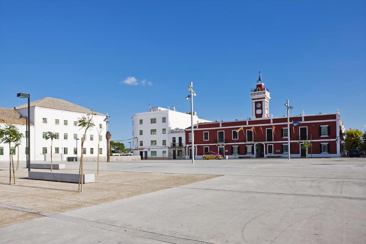 Ayuntamiento de Menorca. Foto: Fundació Destí Menorca.