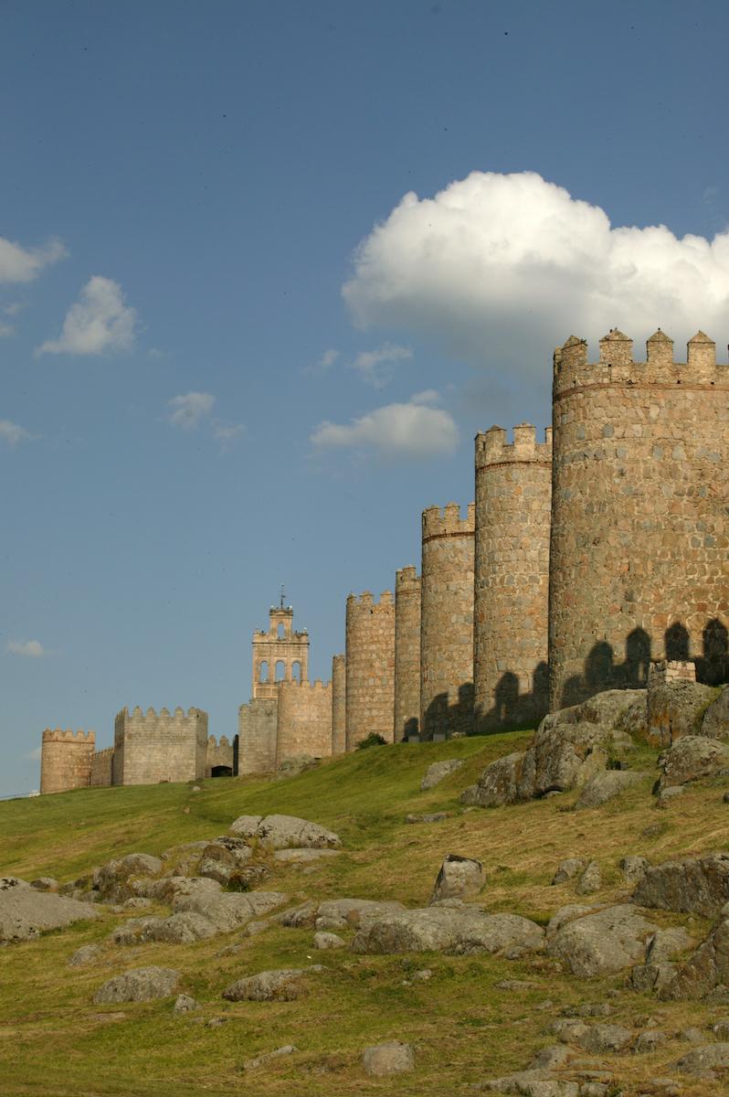 Muralla de Ávila.