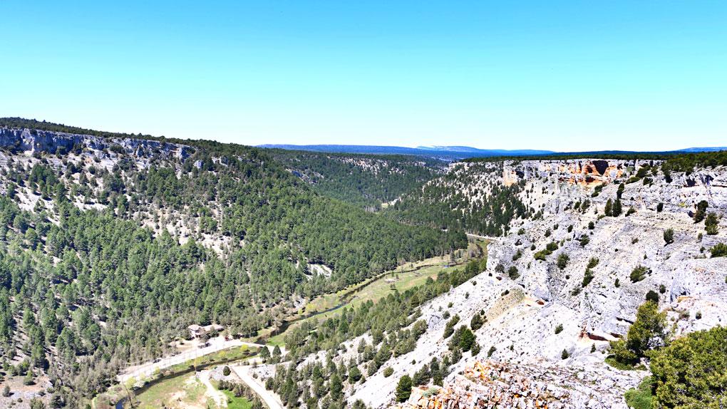 Vistas desde el Mirador de la Galiana. Foto: Joan. Flickr.