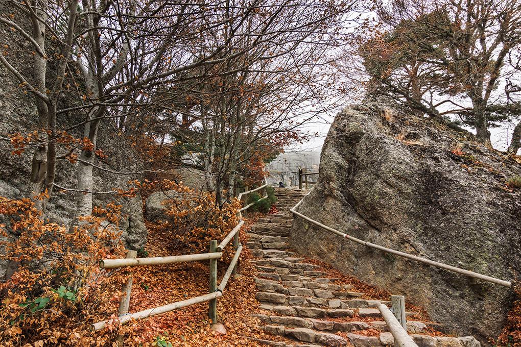 El ascenso a la Laguna es fácil para ir con la familia entera. Foto: shutterstock.