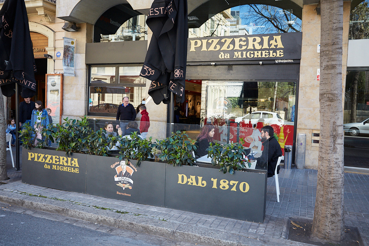 La considerada mejor pizzería de Italia, ahora en Barcelona.