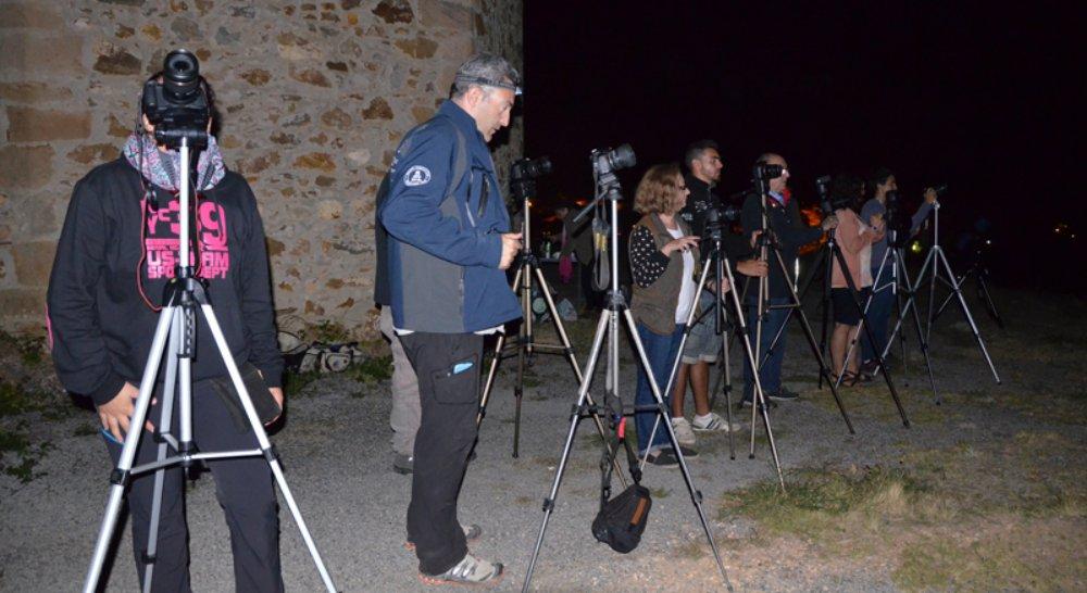 Sierra de Gúdar-Javalambre: Observación de estrellas desde la sierra (con cámaras)