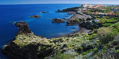 Playa Los Cancajos. Foto: Saúl Santos. Cedida por: Patronato de Turismo de La Palma.