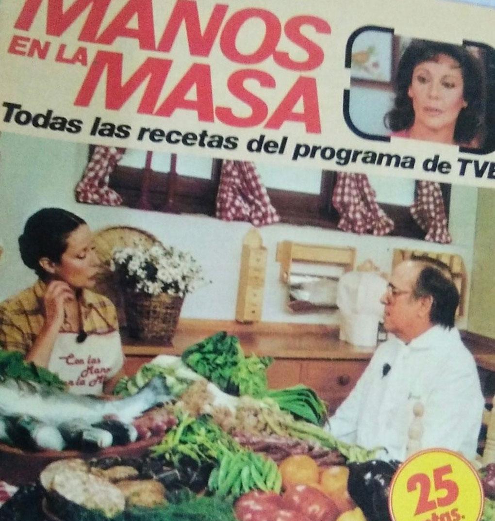 Portada de la revista del programa de junio de 1984. Foto: Belén Laguía.