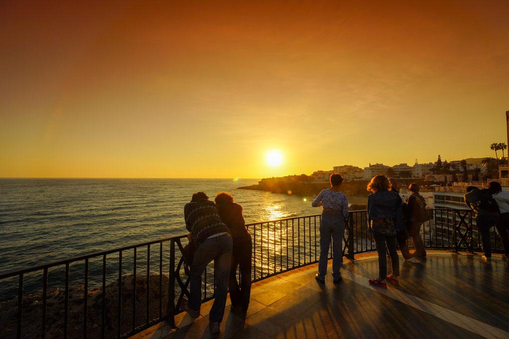 Mirando el Mediterráneo. Foto: Hwa Cho Yi. Shutterstock.com