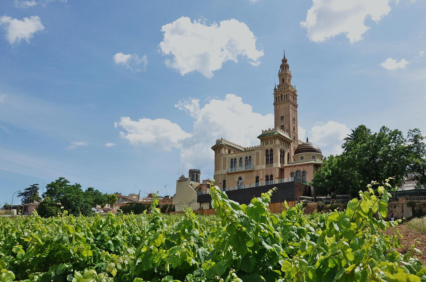 La Giralda catalana está en Arboç. Foto: Alberto Gonzalez Rovira, Flickr.