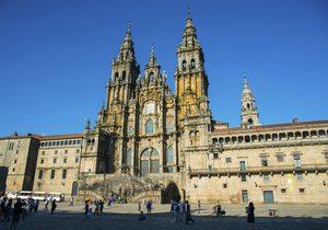 La catedral de Santiago abre su Puerta Santa.