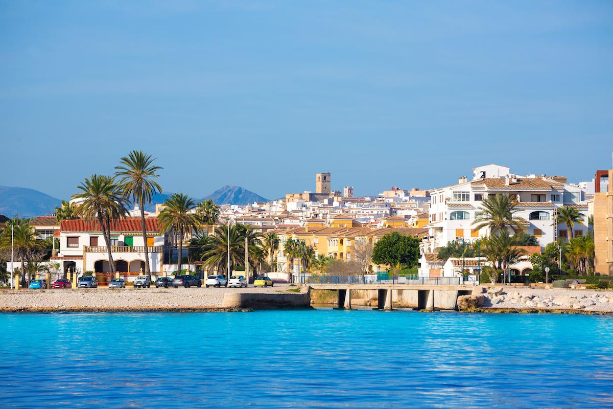 Xàbia conserva el encanto de la antigua villa de pescadores. Foto: Shutterstock.