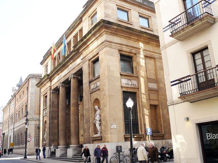 Aquí se proyectó por primera vez cine en Gijón. Foto: Biblioteca Pública Jovellanos.