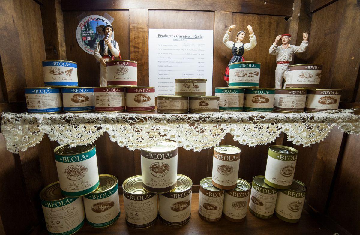 De las mondongueras aprendieron a hacer conservas caseras, un producto artesano 100 %.