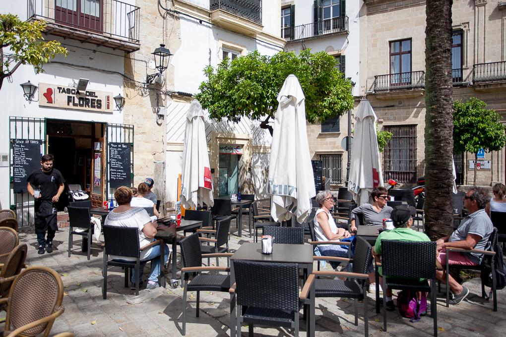 Aquí comenzó la movida gastronómica de Jérez. Foto: Alberto Criado.