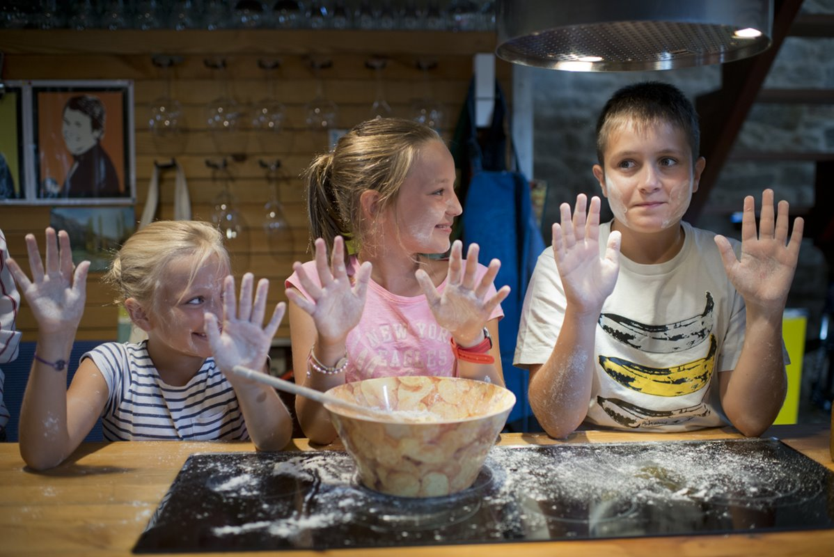 Al terminar de cocinar va a haber mucho que limpiar, ¡solo hay que concienciarse!