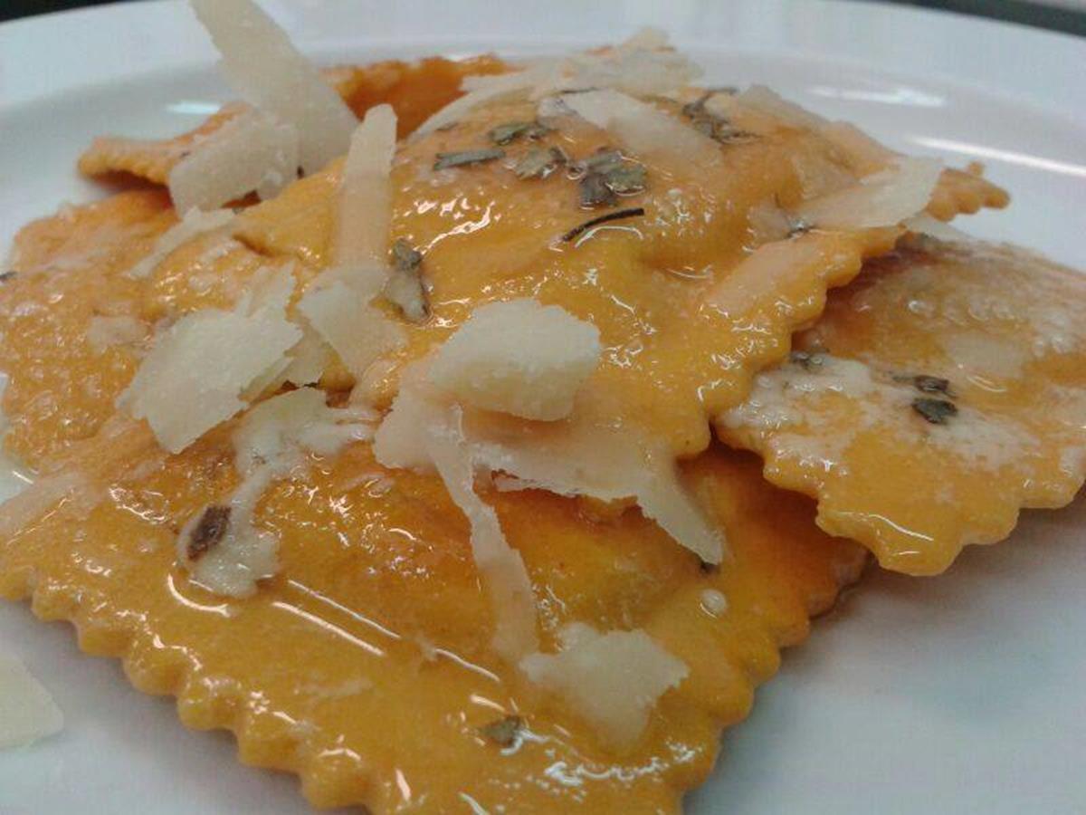 La tiendecita de Il Pastaio ofrece comida para llevar. Foto cedida