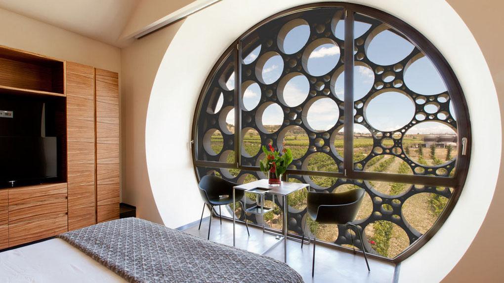 Un hotel que rinde homenaje a Gaudí. Foto: Facebook