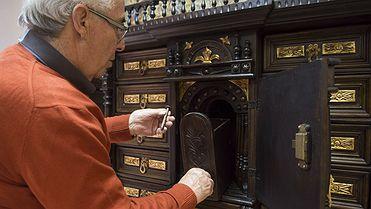 Historia de un mueble que desaparece: el bargueño (Toledo)