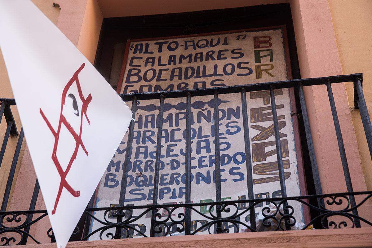 El Tubo, Zaragoza: Bar 'Texas' Foto: Raquel Jiménez
