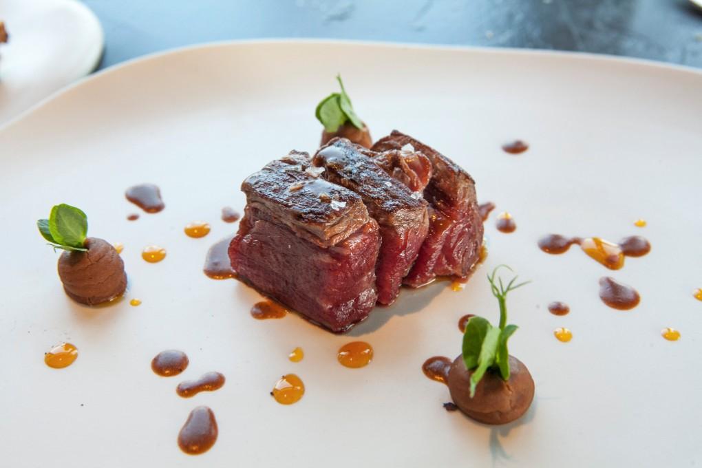 La Tudanca, una de las apuestas con futuro del chef. Ya forma parte del paisaje.