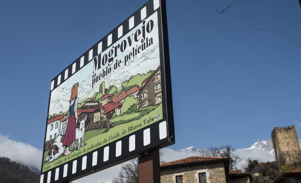 Mogrovejo, escenario de cine. Foto: Sofía Moro.