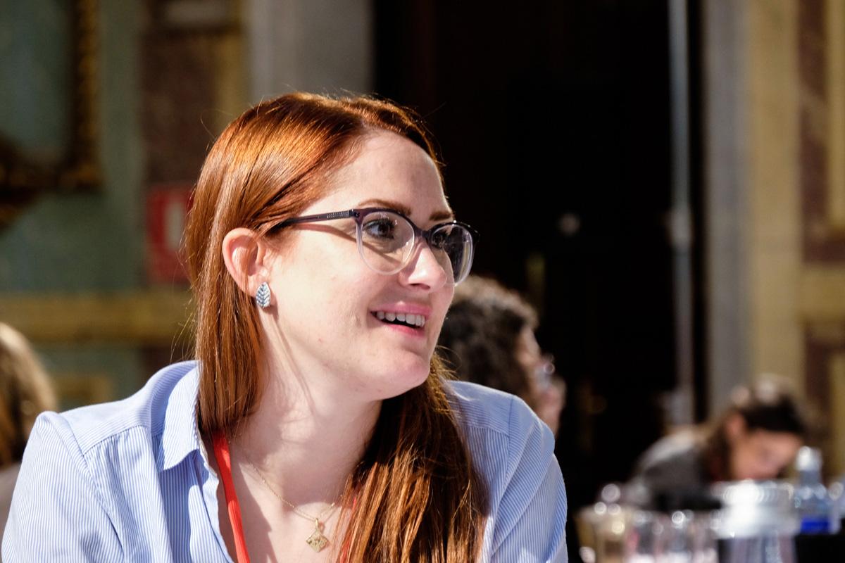 La historia del vino es fundamental para Silvia.