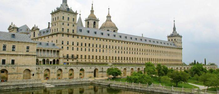 Real Monasterio de San Lorenzo del Escorial.