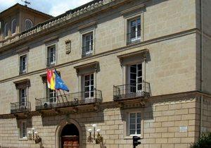 Casa de los Chapiteles. Foto: Gobierno de La Rioja.