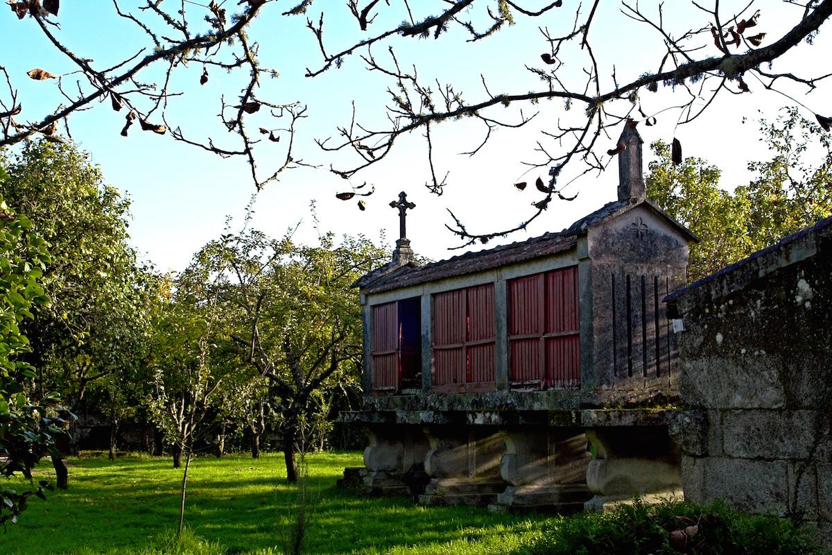 El pazo se encuentra en una zona muy rica de naturaleza. Foto: Pazo Almuzara.