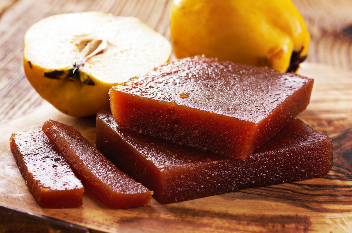 La carne de membrillo, una receta que ha llegado hasta nuestros días.