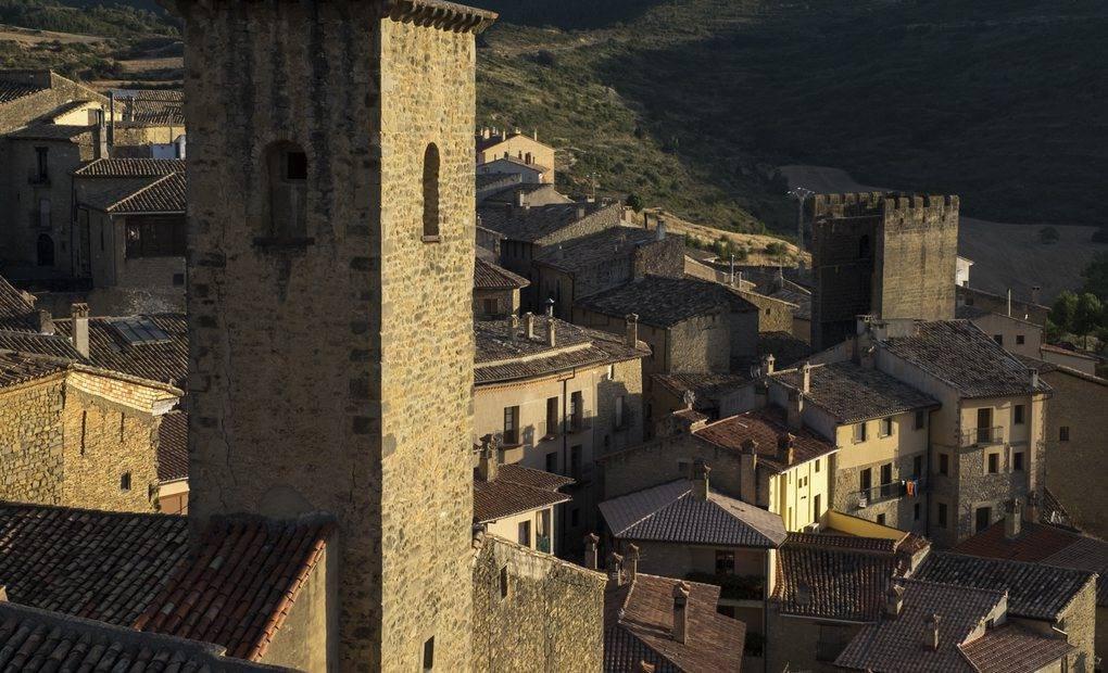 Un pueblo donde el tiempo se ha detenido. Foto: Nacho Calonge.