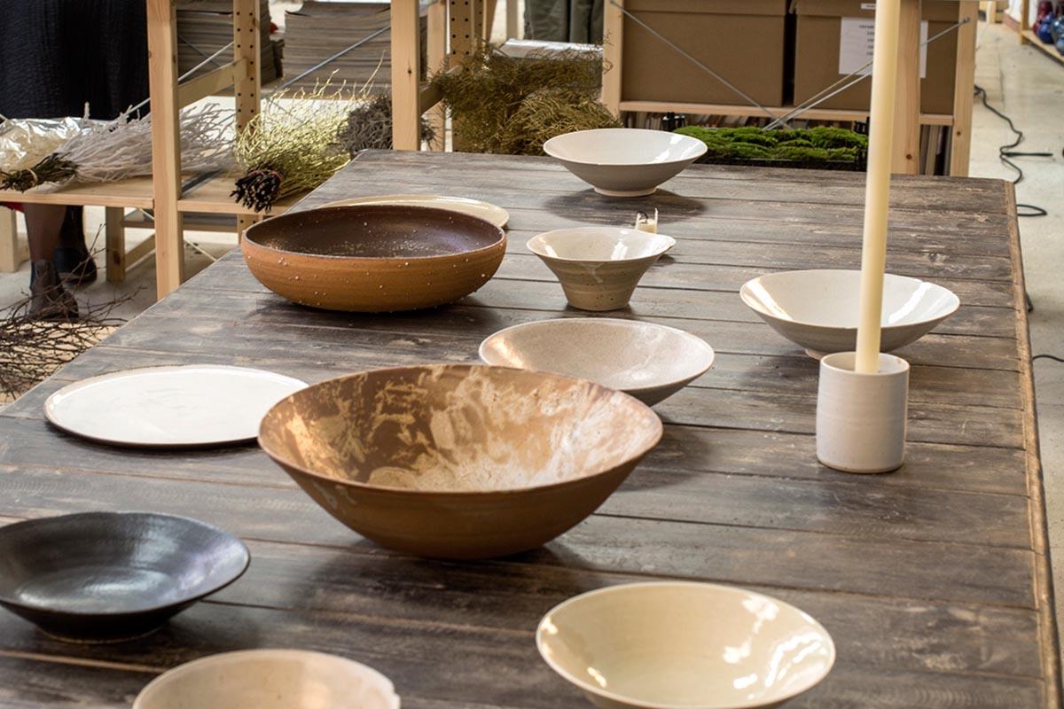 La cerámica de Chuión