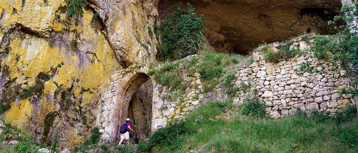 Túnel de San Adrián.