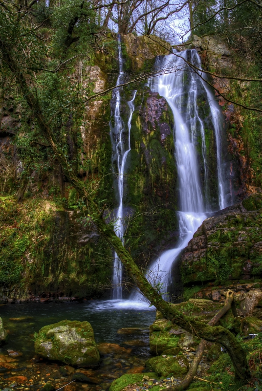 Su belleza les ha otorgado el título de Monumento Natural. Foto: shutterstock.
