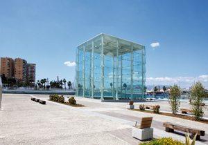 Centro Pompidou Málaga /Imagen cedida por: Centro Pompidou.