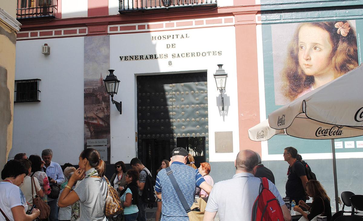 Una exposición que aúna a Velázquez y Murillo, dos grandes. Foto: Mamadú Dabó.