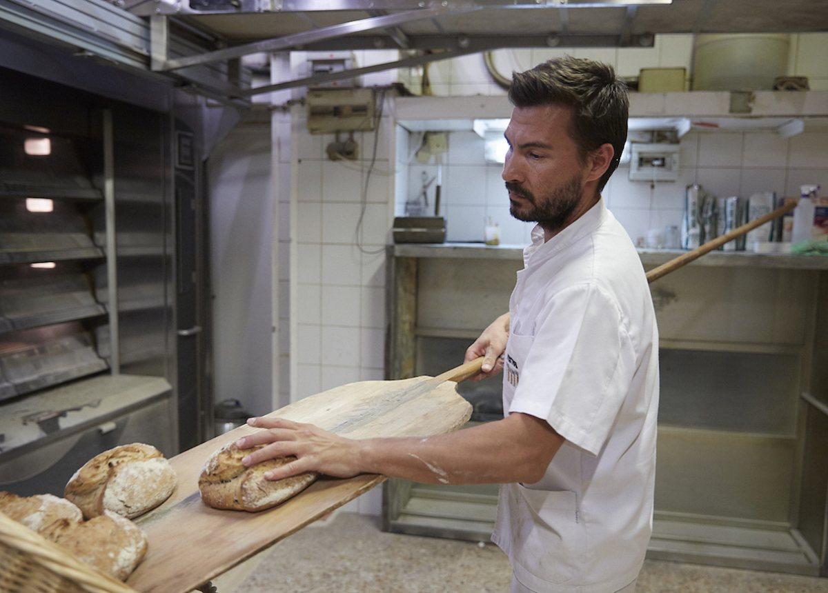 Panadería 'Forn Mistral', Barcelona.