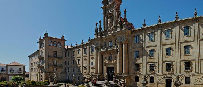 San Martín Pinario, Santiago de Compostela. / © CC Flickr Raúl A.