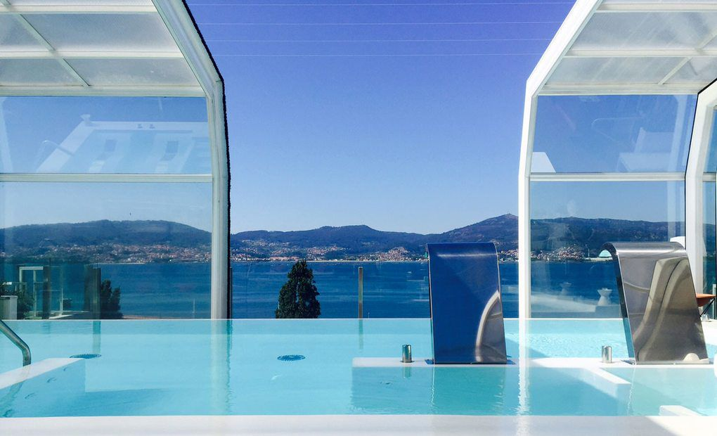 Nagari, Gran Hotel Boutique and Spa, Vigo