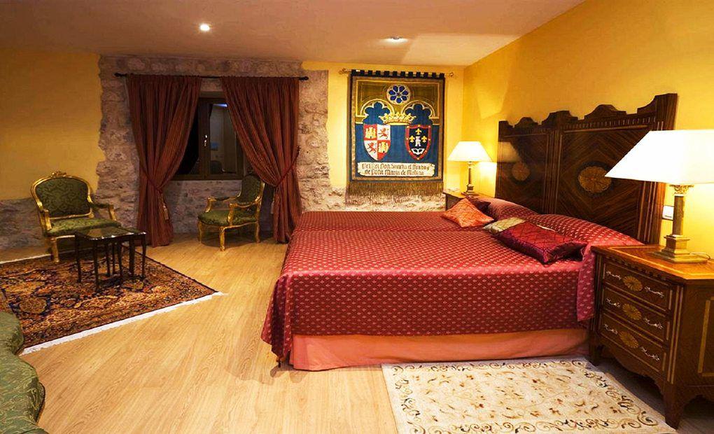 Habitación Castillo de Curiel