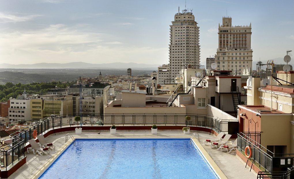Hotel Emperador, Madrid
