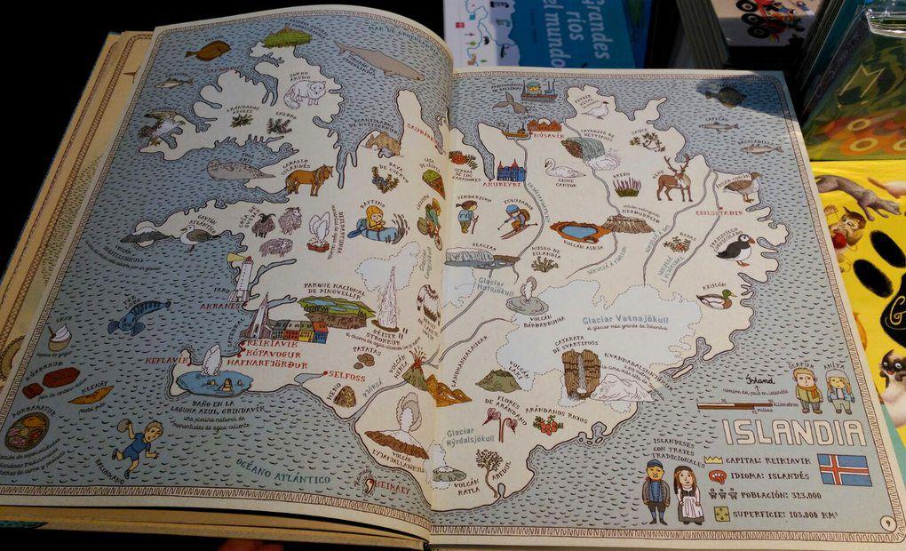 Atlas del mundo.
