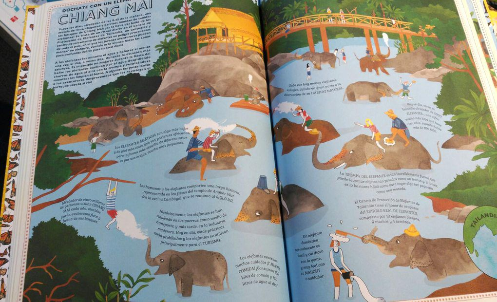 Atlas de aventuras.