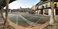 Plaza Mayor de Chinchón.