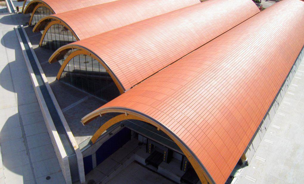 Edificio diseñado por Rogers Stirk Harbour + Partners