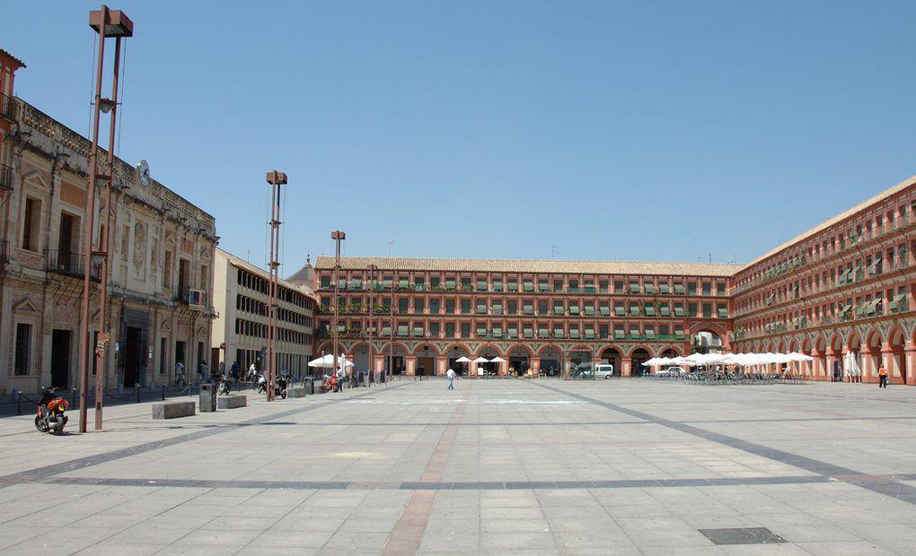 Plaza de la Corredera, Córdoba.